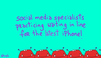 Social Media Specialists