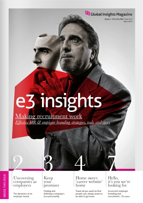 global Insights Magazine E3  Agency Network expertise advice