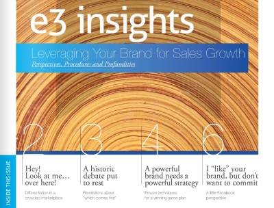 E3 Global Insights Magazine Managing Brand Reputation